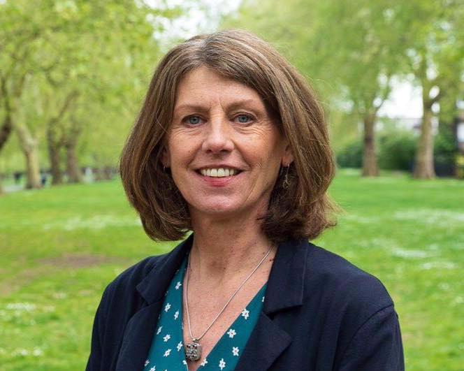 Gina Dowding MEP