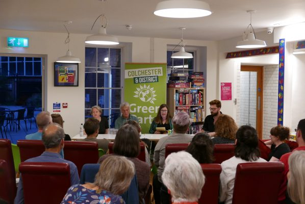 Colchester Green Party Elects New Exec Committee